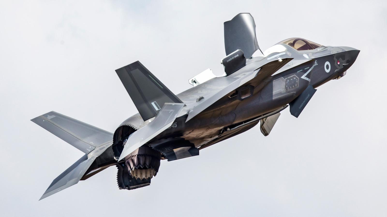 F35 Fixed Wing Inzpire