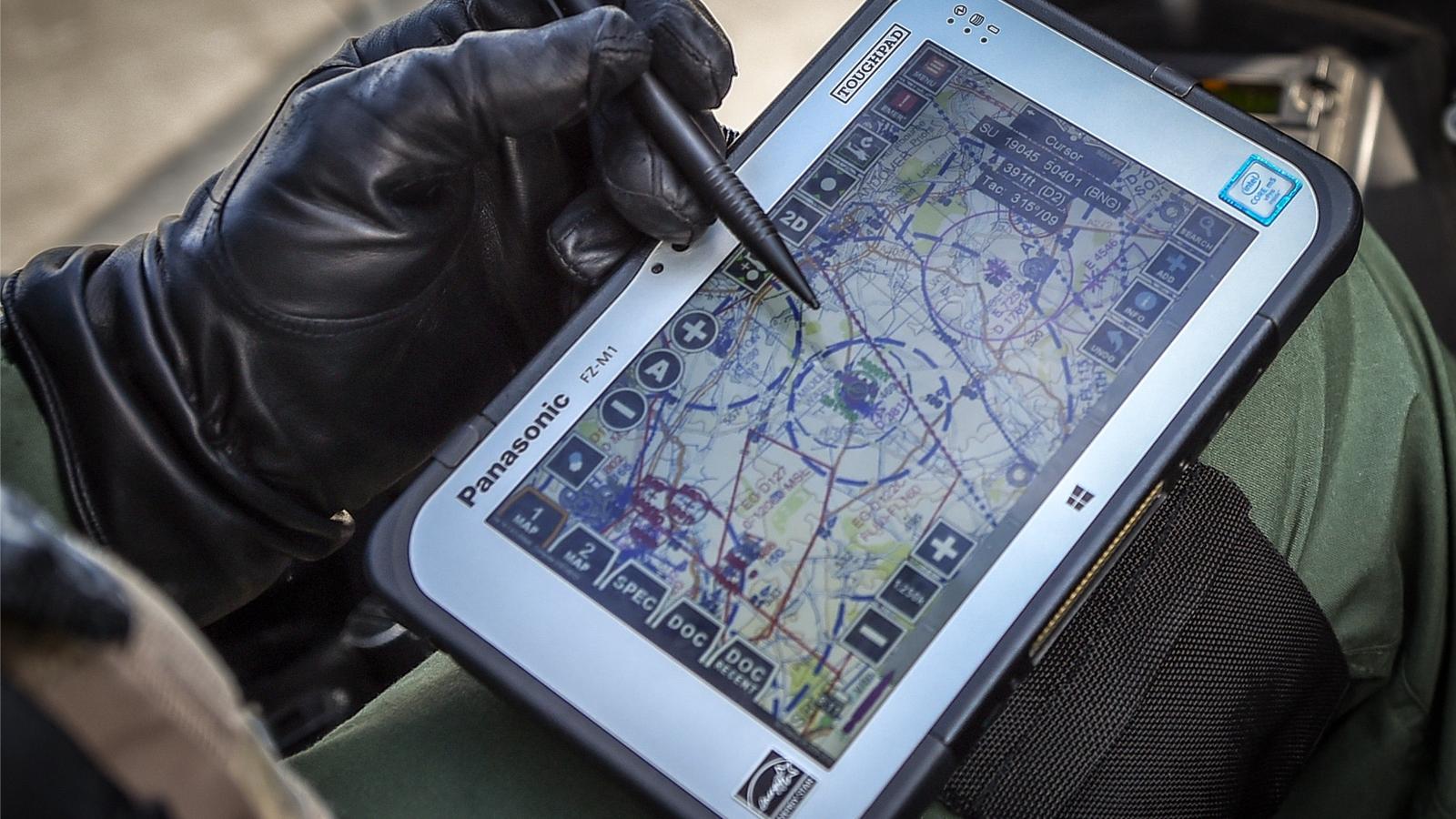 Military Electronic Flight Bag (EFB)